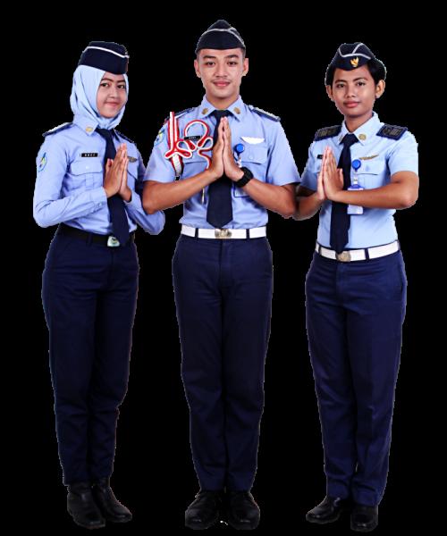 pramugari SMK Dirgantara Putra Bangsa Yogyakarta (4)